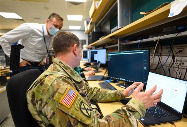 NATO team to participate in cyber security exercise Locked Shields