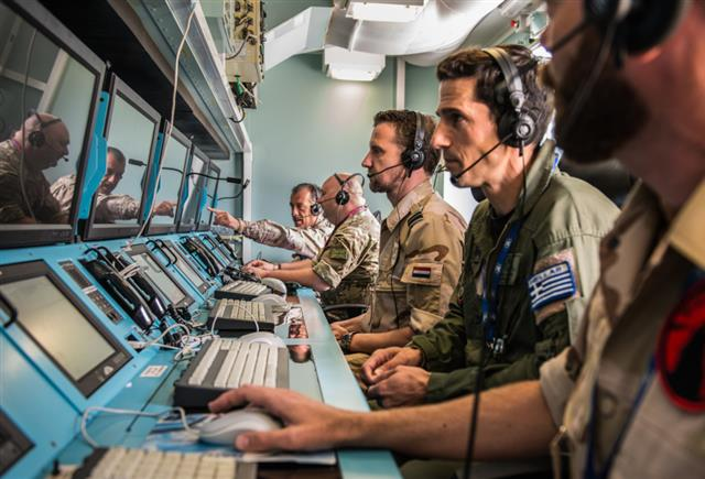 NATO invests one million EUR upgrading its air command and control capability