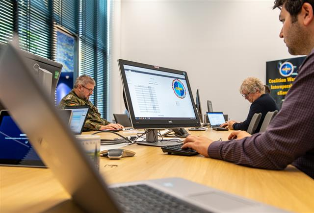 NATO interoperability exercise concludes