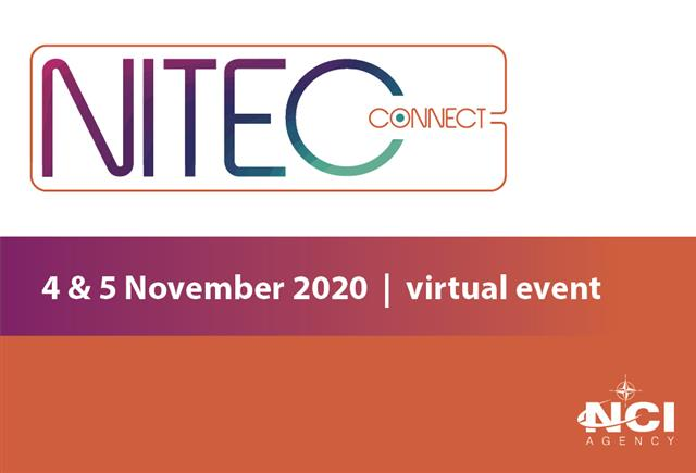 Register now: Join us at NITEC Connect on 4-5 November 2020