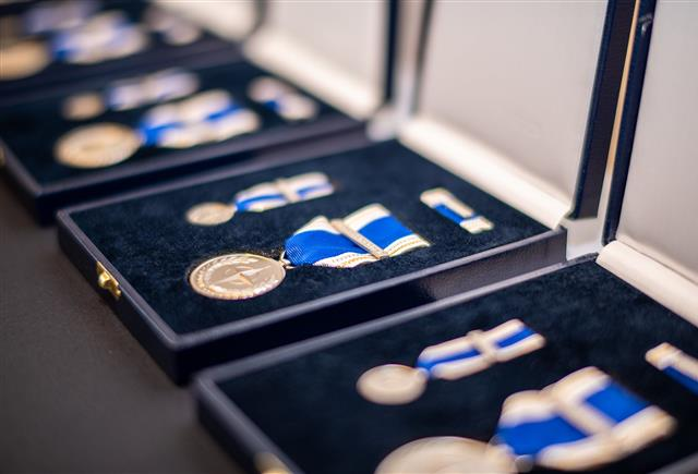 Meet NATO's new Meritorious Service Medal awardees from the NCI Agency