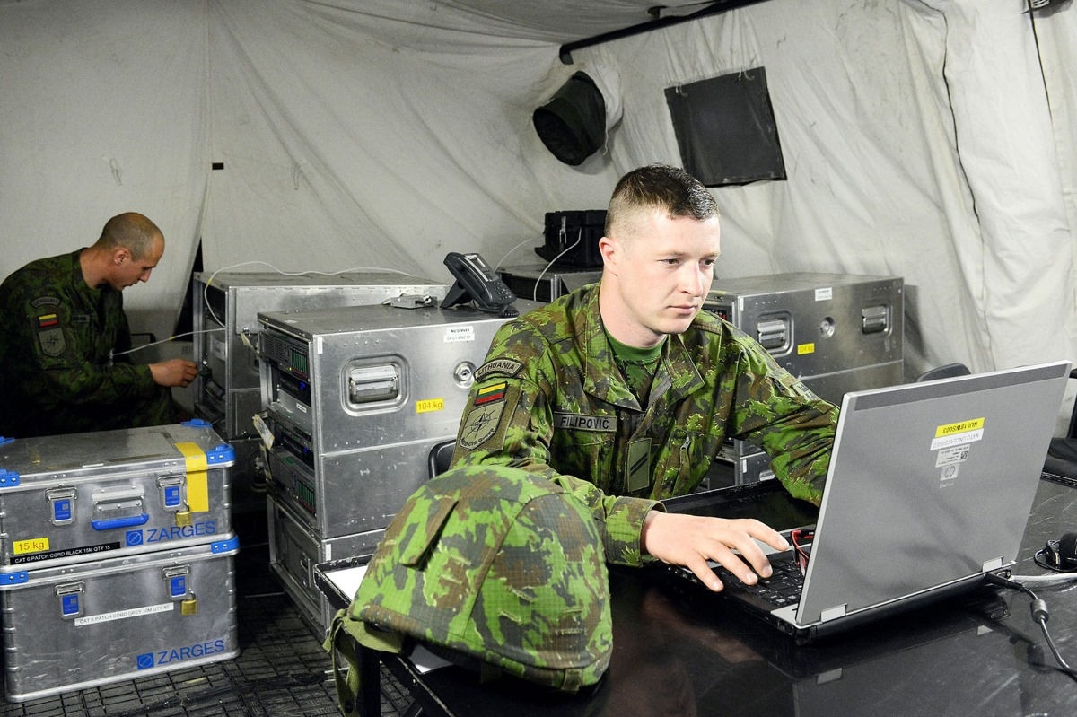 Agency awards Firefly contract for deployable communications and information systems