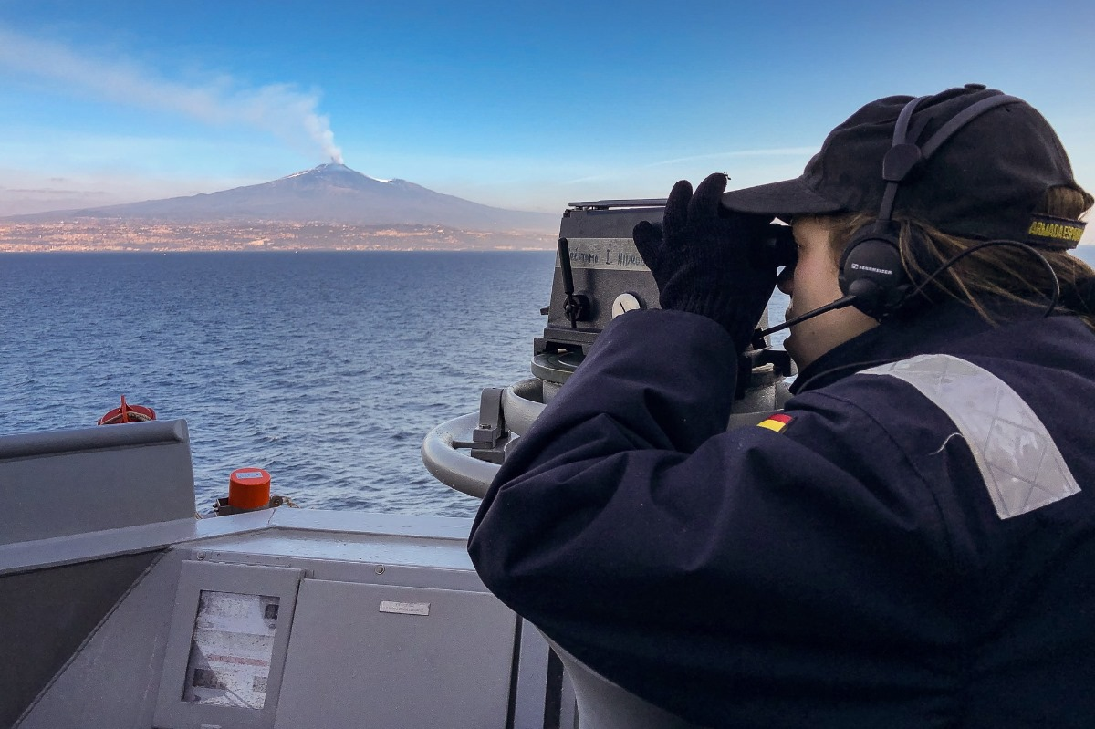 NATO Agency supports Allied crews during exercise Dynamic Manta